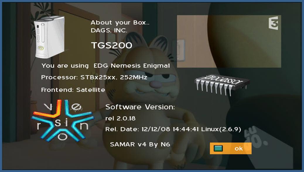 Skin E1-Samar v4 for EDG-Nemesis